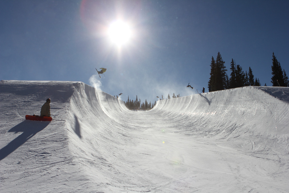 Copper Mountain Resort - © Photo courtesy Tripp Fay.