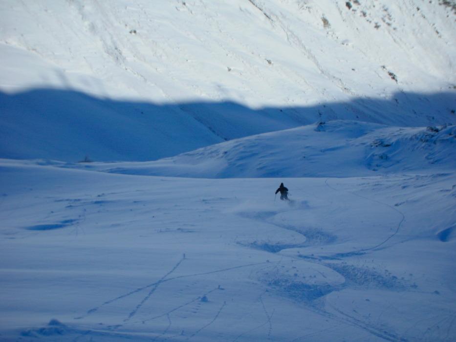St. Anton am Arlberg - © Ross Mackimmie / Chalet Rafalt