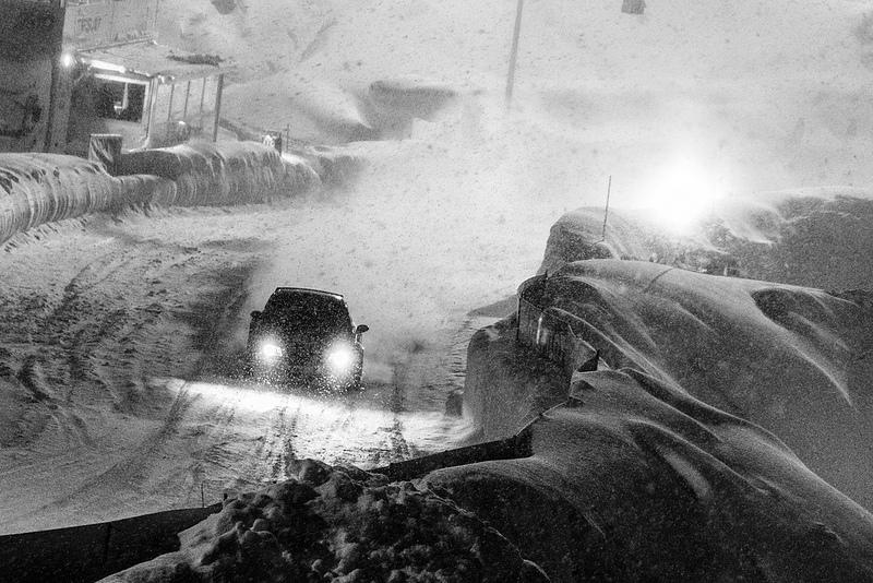Conduire sur la neige ou la glace, cela ne s'improvise pas... - © C. Cattin / OT de Val Thorens