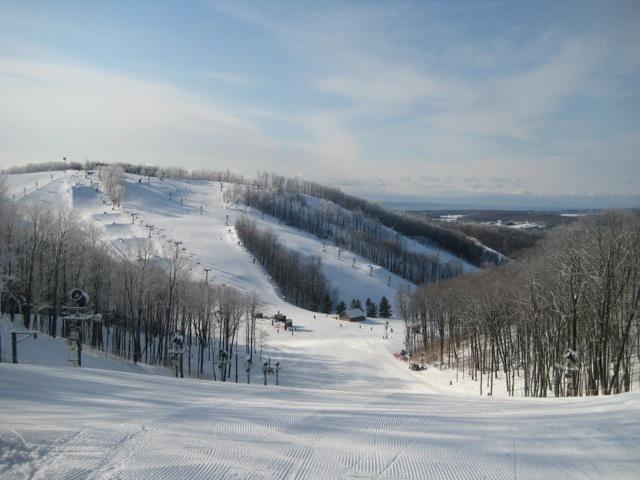 Nub's Nob Ski Area. - © Nub's Nob