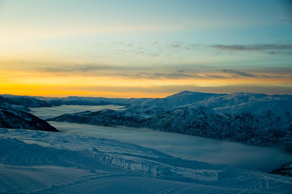 Voss Fjellandsby - Myrkdalen - © Erik Østlie