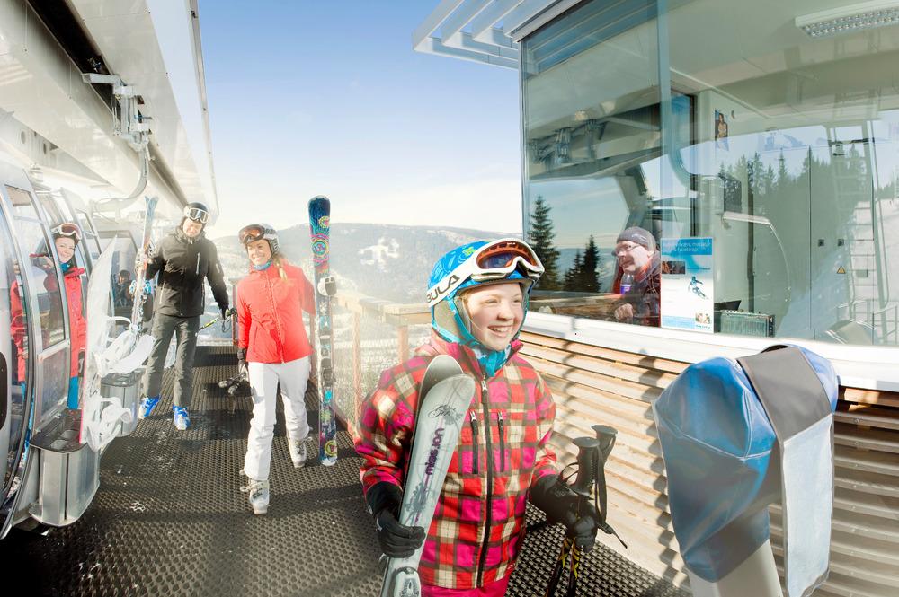 Hafjell - © Hafjell Skisenter