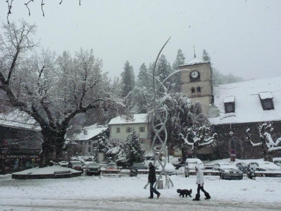 Samoens. Jan. 11, 2013