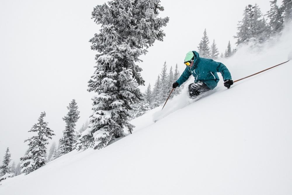 Ben Wheeler, Snowbird (Utah, USA) - © Liam Doran
