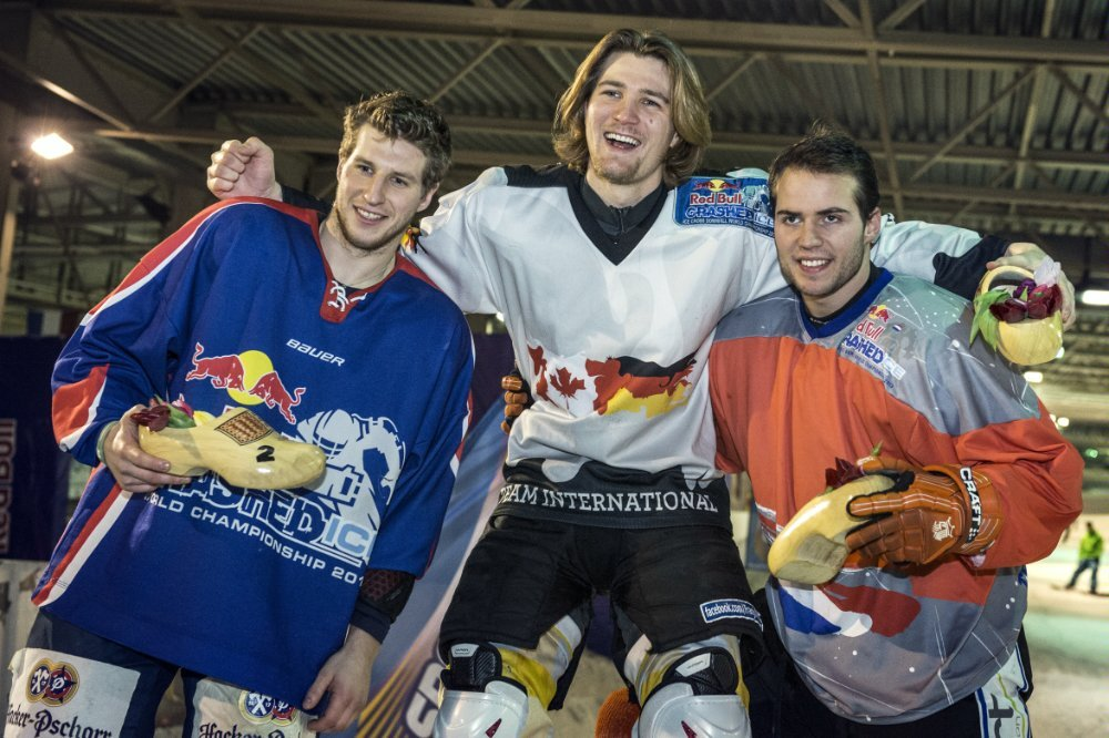 Red Bull Crashed Ice - SnowWorld Landgraaf - ©Crashed Ice - SnowWorld Landgraaf