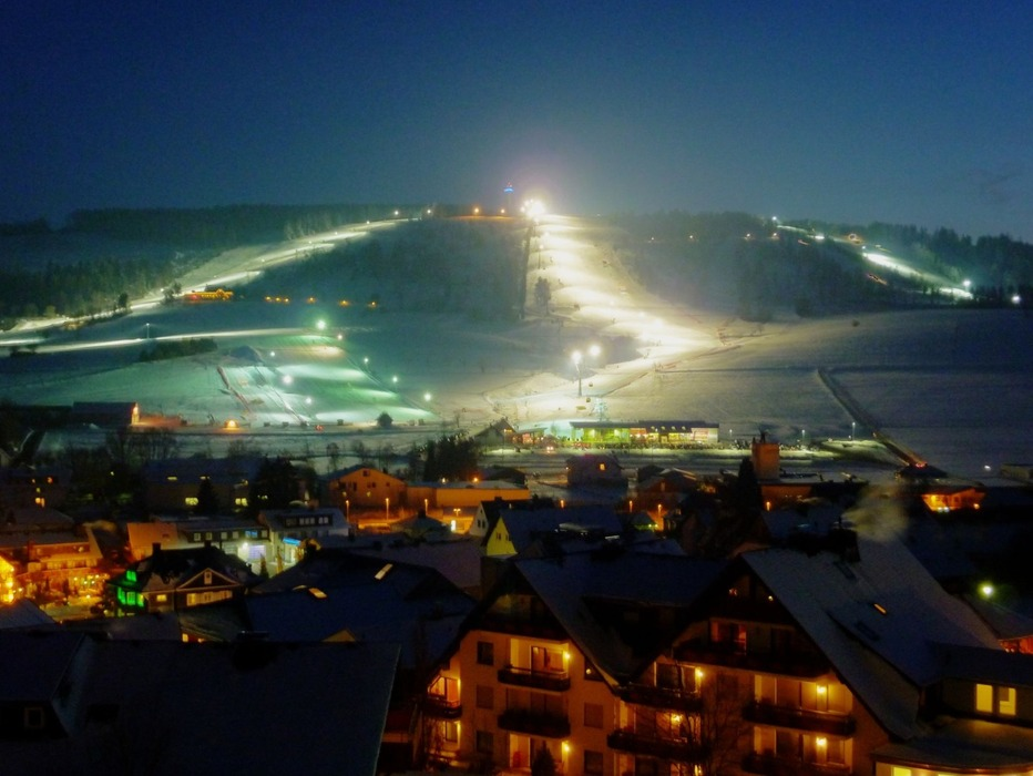 Night Skiing at Willingen - © Tourist-Information Willingen
