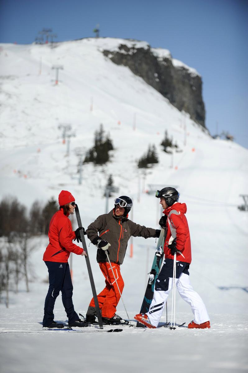 Skeikampen Alpinsenter - ©Esben Haakenstad