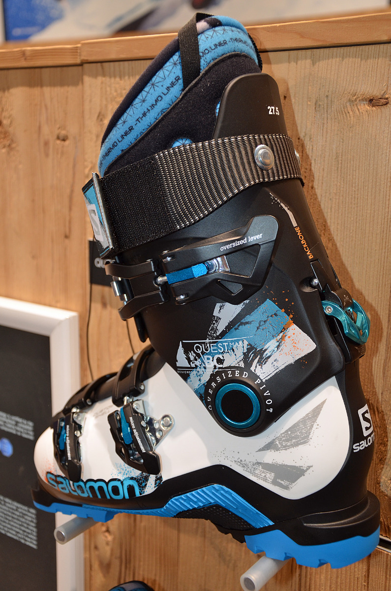 Salomon Quest Max BC 120: an adaptable lightweight - ©Skiinfo