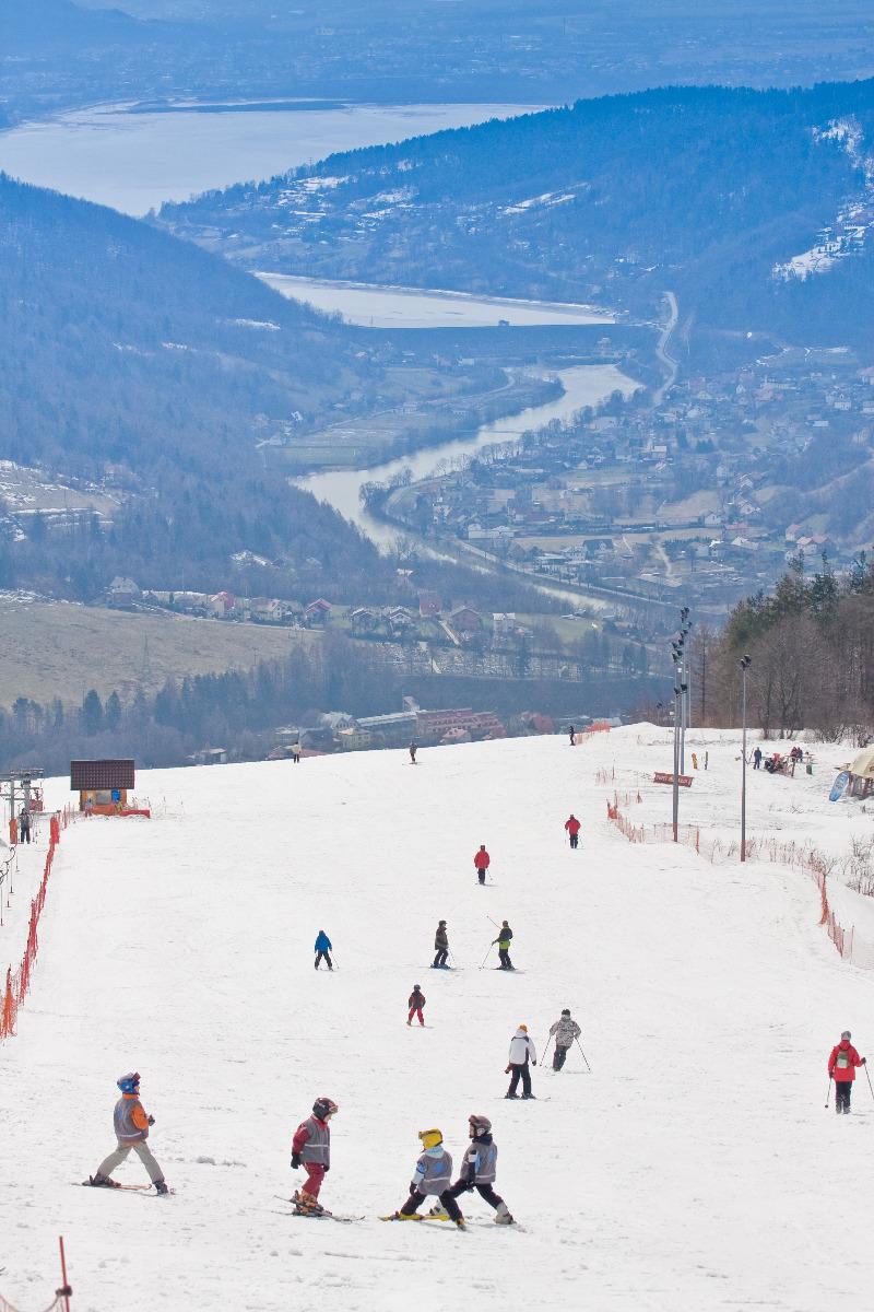 Ski Resort Góra Żar - © Polskie Koleje Linowe