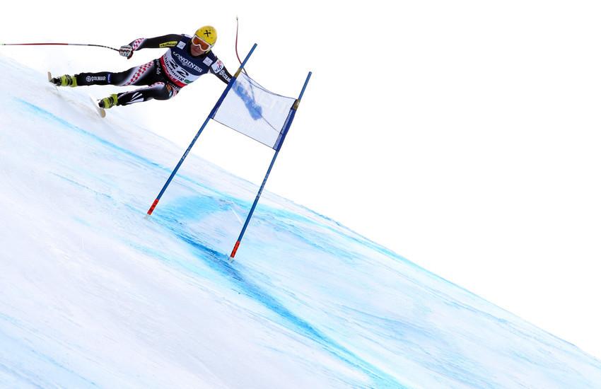 Ivica Kostelic holte Silber im der WM Kombination 2013 - © Alexis Boichard/AGENCE ZOOM