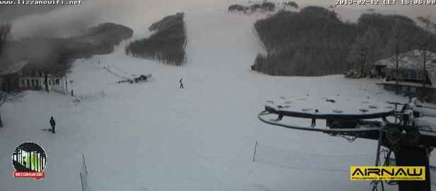 Corno alle Scale - webcam 12.02.13