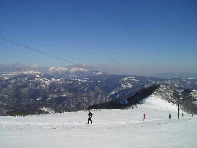 Ski Turecká - Krížna