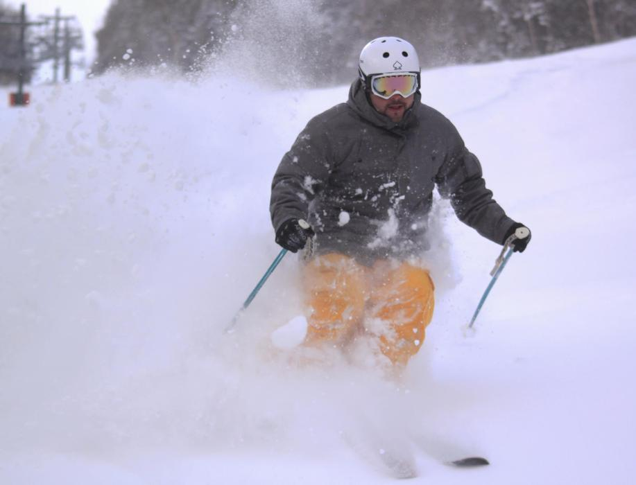 Loon Mountain has been able to open additional terrain thanks to the latest storm. - © Loon Mountain/Facebook