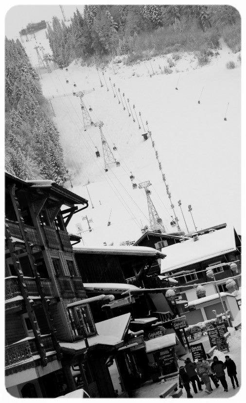 Morzine. Feb. 6, 2013 - © Morzine