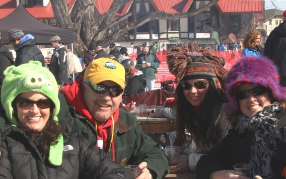 Annual Brew-Ski Festival Returns to Michigan's Boyne Highlands March 9 - © Boyne Highlands
