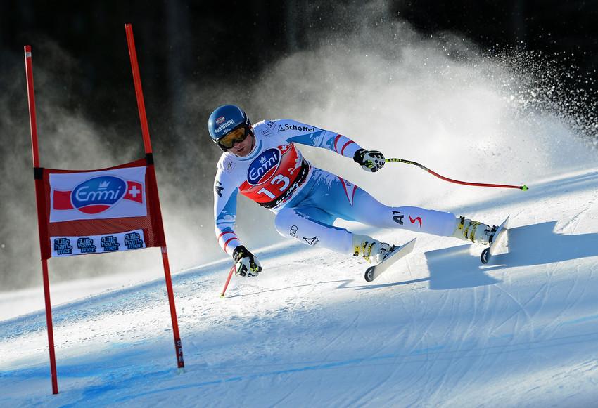 Georg Streitberger wird zum Saisonende immer besser - in Kvitfjell fehlte nicht viel zum Sieg. - © Jonas Ericsson/AGENCE ZOOM