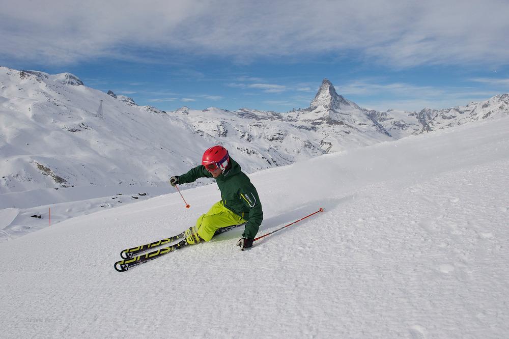 Zermatt - © Copyright by Michi Portmann