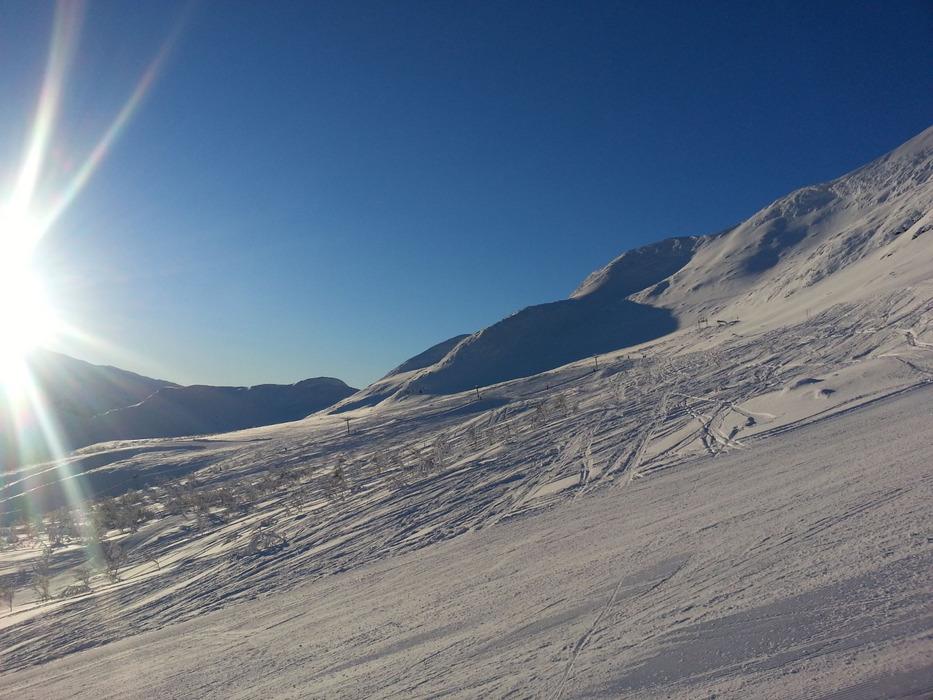 Kittelfjäll skidort foto - © Kittelfjäll