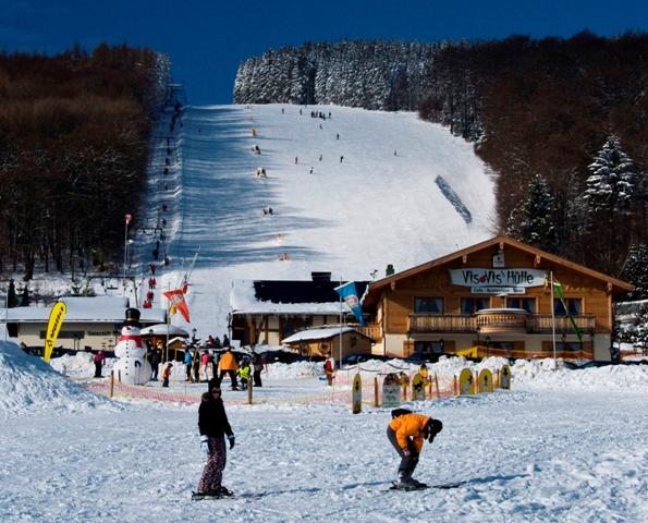 Sonnenlift WSA - © Skigebiet Willingen