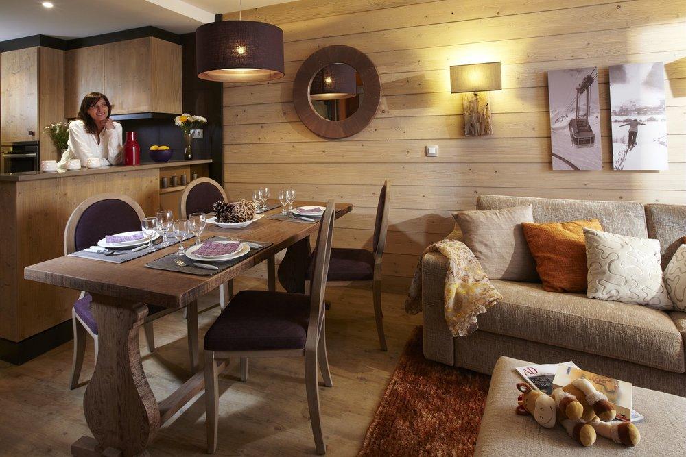 L'Amara Apartments in Avoriaz - © Avoriaz