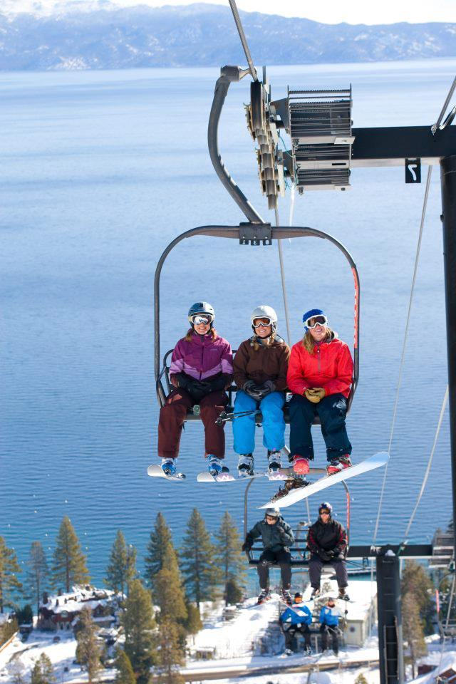 Photo courtesy of Homewood Mountain Resort.