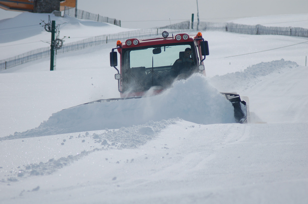 Groomer in Vallnord, Andorra - © Vallnord Tourism