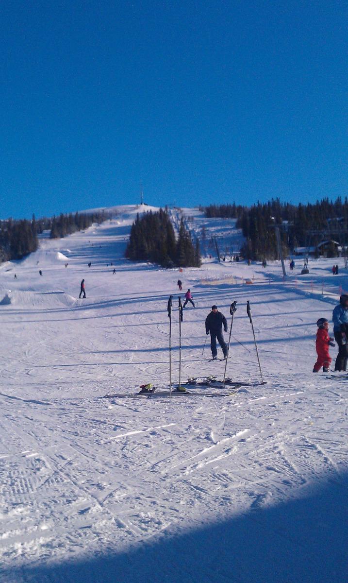 Haglebu Skisenter