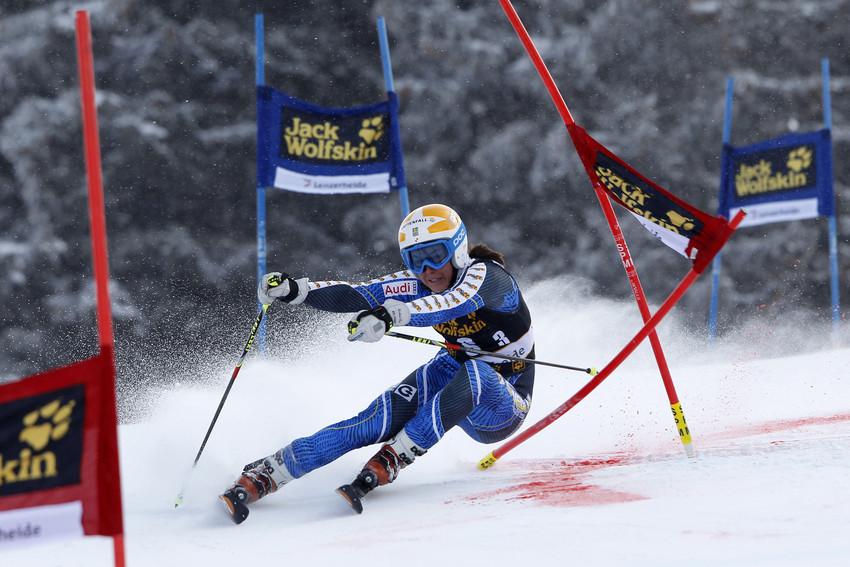 Maria Pietilae-Holmner führte Schweden mit ins Finale - © Alain Grosclaude/AGENCE ZOOM