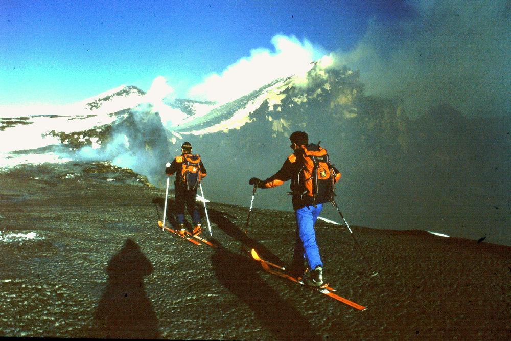 Mt Etna, Sicily - © Christoph Schrahe