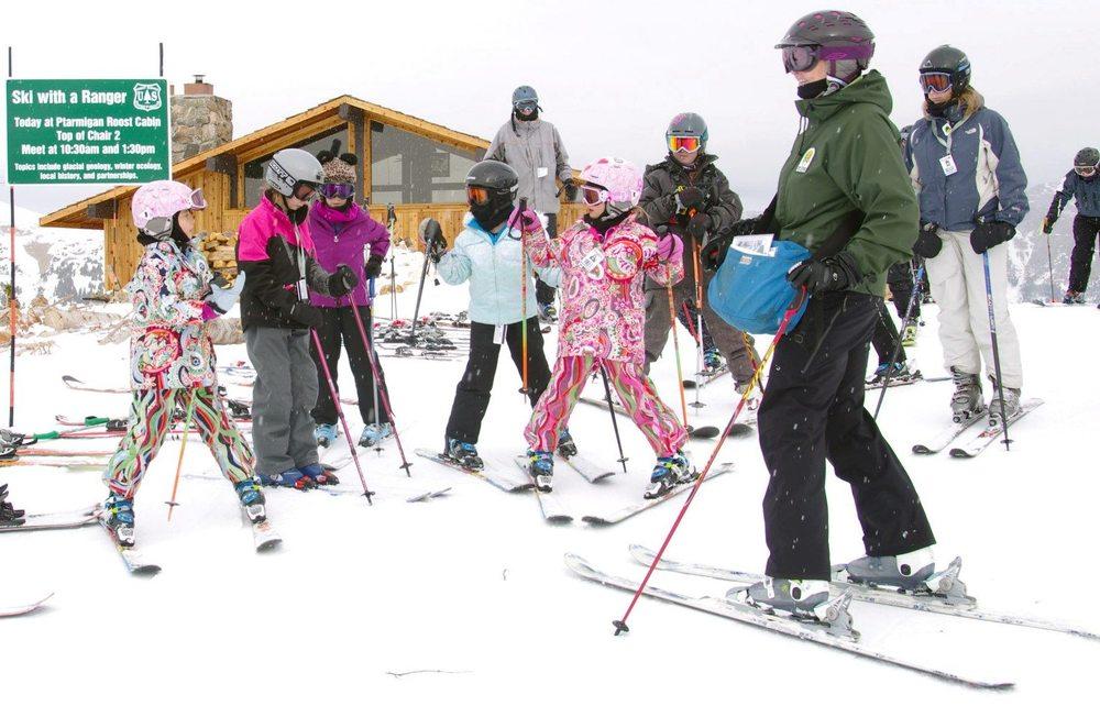 Ski with a Ranger at Loveland Ski Area. - © Loveland Ski Area