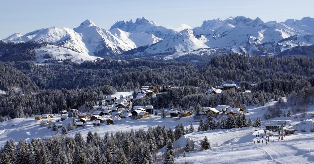Domaine skiable de Praz de Lys