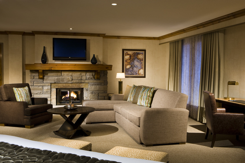 The room at the Park Hyatt Beaver Creek Resort & Spa. - © Park Hyatt Beaver Creek Resort & Spa