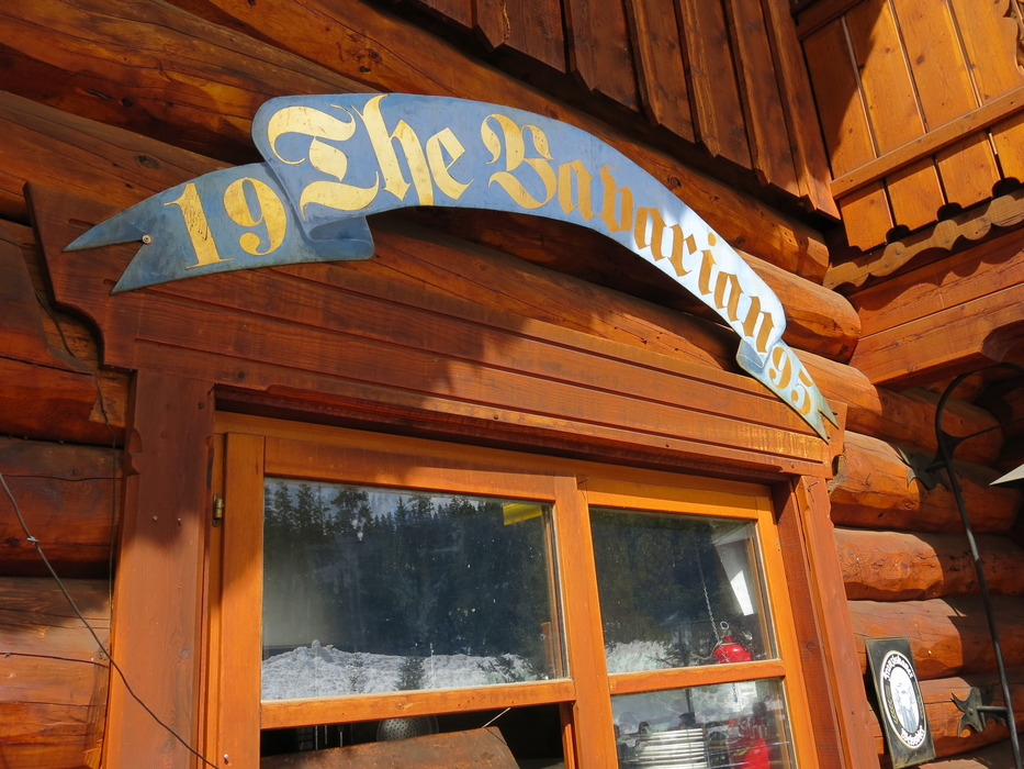 The Bavarian offers an authentic dining and apres experience at Taos Ski Valley. - © Donny O'Neill