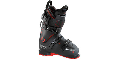 Ski Boots Allspeed pro 120 Black