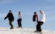 Snowboard-Gruppe