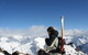 Skifahrer am Cerro Catedral (ARG)