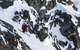 Swatch Freeride World Tour 2012 Verbier Abfahrt Start - © freerideworldtour.com / Jeremy Bernard