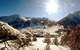 Neige et soleil au rendez-vous à Montgenèvre... - © A. Benne / OT de Mongenèvre