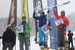 Podium du Val d'Allos Urge Ski Enduro édition 2013 - © OT Val d'Allos