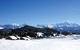 View on the Mont-Blanc and Praz de Lys - ©OT de Praz de Lys - Sommand