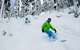Whistler Blackcomb: a powder day.   Photo by Mike Crane, courtesy of Whistler Tourism. - © Mike Crane