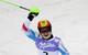Hirscher jubelt nach seinem Slalom-Sieg - © Alain Grosclaude/Agence Zoom