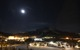 Village at Big Sky Resort at night. Photo by Chris Kamman, courtesy of Big Sky Resort. - ©Chris Kamman