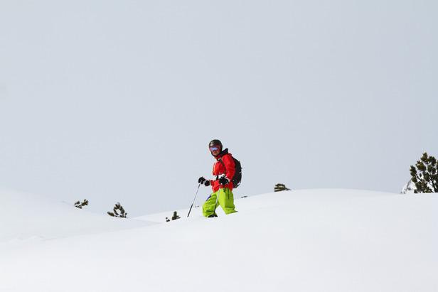 Ski-Wear des Winters 2013/2014: Die Bergans Trolltind Jacket vorab getestet ©Skiinfo.de