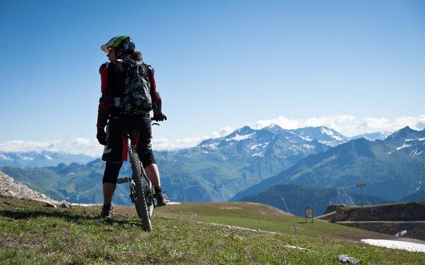 Les 3 Vallés Tout Terrain (3 VTT) version Free Bike