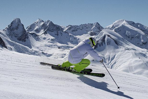 ski de piste head