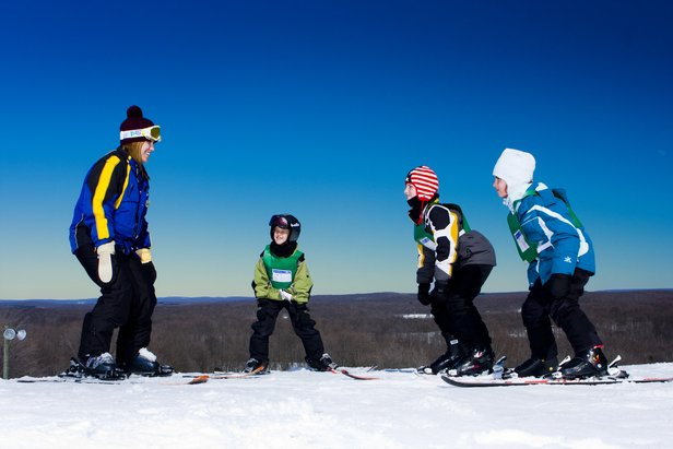 Michigan Ski Areas Encourage Kids to Get Outside