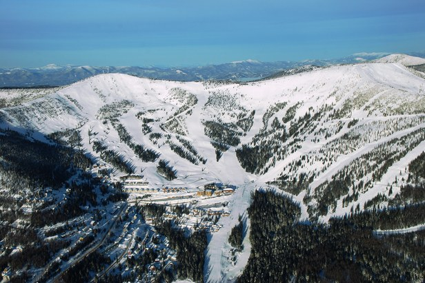 Schweitzer Mountain