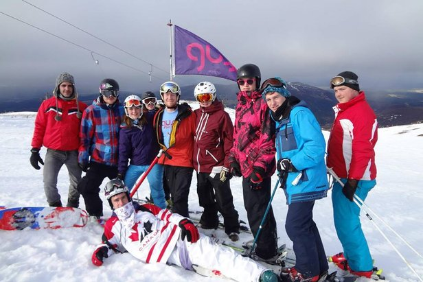 Glasgow University Snowsports Club