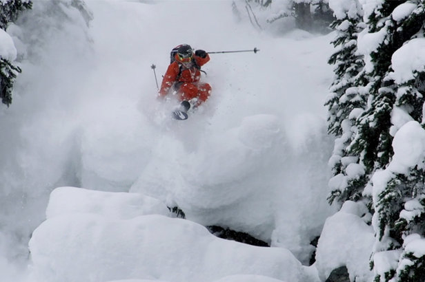 Salomon Freeski TV Makes Magic in Mica, BC ©Salomon